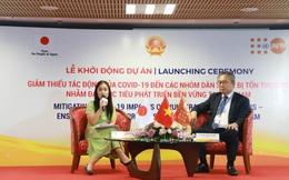 2,8 triệu USD hỗ trợ giảm tác động của COVID-19 đến người dân dễ bị tổn thương ở Việt Nam