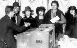 Những bước tiến về quyền bầu cử của phụ nữ