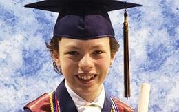 Cậu bé thần đồng tốt nghiệp cùng lúc trung học và cao đẳng khi mới 12 tuổi