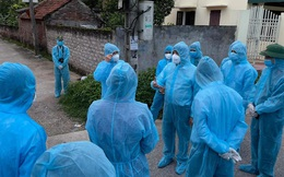Bộ trưởng Bộ Y tế họp khẩn trong đêm với Hà Nam để chống dịch