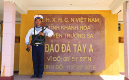 Gặp người lính kéo cờ giải phóng đảo đầu tiên của quần đảo Trường Sa