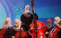 Dàn nhạc đưa phụ nữ khiếm thị đến với thế giới âm nhạc