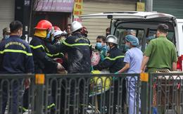Chủ tịch Hà Nội chỉ đạo hỏa tốc khắc phục vụ cháy ở phố Tôn Đức Thắng