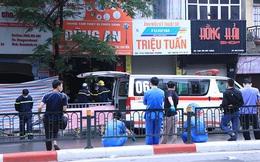 4 người tử vong trong vụ cháy cửa hàng đồ sơ sinh