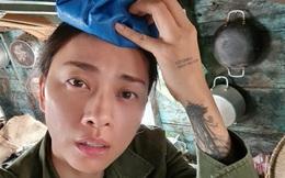 """Làm việc gần 20 tiếng/ngày trên phim trường, Ngô Thanh Vân phát hiện cơ thể mình """"biểu tình"""""""