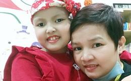 """Người mẹ tự ví mình là """"siêu nhân"""" cùng con chiến đấu với bệnh ung thư máu"""