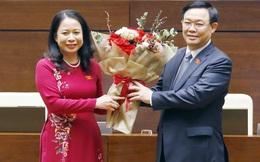 Bà Võ Thị Ánh Xuân - từ nữ Bí thư Tỉnh ủy 7X đến Phó Chủ tịch nước