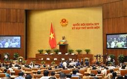Quốc hội xem xét miễn nhiệm Phó Thủ tướng và một số thành viên Chính phủ