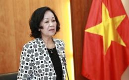 Dấu ấn bà Trương Thị Mai - Nữ Trưởng ban Tổ chức Trung ương đầu tiên