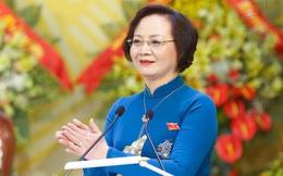 Bà Phạm Thị Thanh Trà là nữ Bộ trưởng duy nhất vừa được Quốc hội phê chuẩn bổ nhiệm
