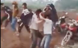 2 nữ sinh đánh nhau để giải quyết mâu thuẫn