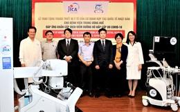 JICA hỗ trợ tăng cường chất lượng dịch vụ y tế khu vực miền Trung