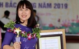 Cô giáo 14 năm tuổi nghề có 24 công trình, sản phẩm khoa học