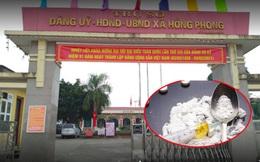 Vụ Phó Chủ tịch xã Hồng Phong tàng trữ ma túy: Hé lộ nhiều thông tin bất ngờ