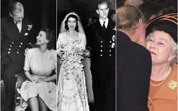 Những khoảnh khắc hạnh phúc trong 74 năm chung sống của Nữ hoàng Elizabeth II và Hoàng thân Philip