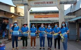 Phụ nữ Đà Nẵng cùng thành phố phòng, chống dịch và tham gia tuyên truyền bầu cử