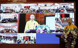Nhiều tỉnh, thành tổ chức hội nghị tiếp xúc cử tri bằng hình thức trực tuyến