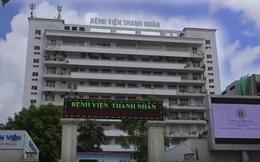 CDC Hà Nội: Một nhân viên vệ sinh Bệnh viện Thanh Nhàn nhiễm Covid-19