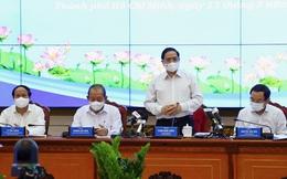 TP.HCM kiến nghị nhiều vấn đề then chốt với Thủ tướng Chính phủ