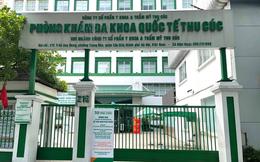 Phòng Khám Đa khoa Thu Cúc bị phạt 20 triệu đồng