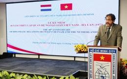 Kỷ niệm 48 năm thiết lập quan hệ ngoại giao giữa Việt Nam và Vương quốc Hà Lan