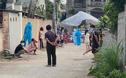 Hưng Yên: 2 mẹ con nghi nhiễm Covid-19 liên quan đến ổ dịch ở xã Tân Châu