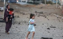 Giao tranh tại dải Gaza, hơn 70 phụ nữ và trẻ em thiệt mạng