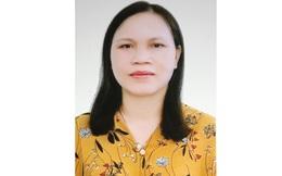 Chương trình hành động của ứng cử viên đại biểu Quốc hội Đinh Thị Nghiêng
