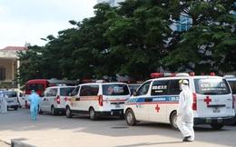 7 nhân viên y tế BV Đa khoa Thạch Thất tiếp xúc với F0
