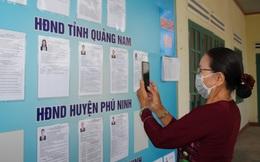 Phụ nữ Quảng Nam háo hức trước ngày bầu cử