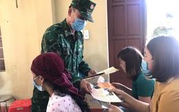 Hà Giang: Các hộ gia đình ở biên giới cam kết thực hiện phòng chống dịch và không xuất nhập cảnh trái phép