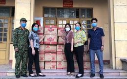 Hỗ trợ 5 tấn nhu yếu phẩm và 10.000 chiếc bánh mỳ tới người dân vùng cách ly ở Hà Nam