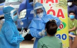Lịch trình của nhân viên y tế Trường Tiểu học Đoàn Thị Điểm nhiễm Covid-19