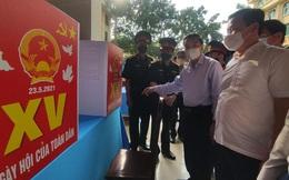 Chủ tịch Hà Nội: Yêu cầu đảm bảo công tác bầu cử tại bệnh viện