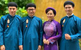 Huế khuyến khích cử tri mặc áo dài đi bầu cử