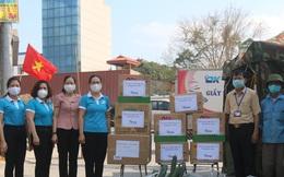 Phụ nữ Hưng Yên ủng hộ gần 800 triệu đồng phòng, chống dịch Covid-19