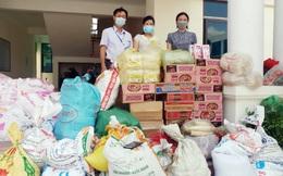 """""""Tiếp sức"""" cho hàng nghìn nữ công nhân bị mắc kẹt ở tâm dịch Bắc Giang"""