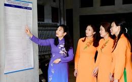 Gần 41% ứng cử viên đại biểu HĐND cấp tỉnh là nữ