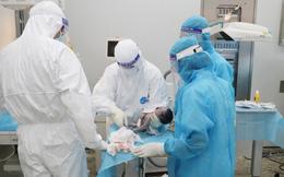 Sản phụ hiếm muộn 11 năm, sinh con khi đang nhiễm Covid-19