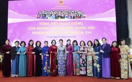 Nữ đại biểu Quốc hội thúc đẩy sự phát triển công bằng, tiến bộ