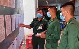 Bộ đội biên phòng cả nước gửi trọn niềm tin qua mỗi lá phiếu
