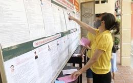 Hòa Bình: 9h sáng đã có hơn 50% cử tri tham gia bỏ phiếu bầu cử