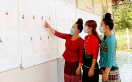Toàn tỉnh Sơn La đã có hơn 536 nghìn cử tri hoàn thành bỏ phiếu
