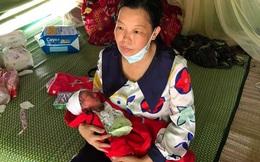 Đồn biên phòng Ngọc Côn hỗ trợ một phụ nữ sinh con sau khi vừa nhập cảnh trái phép vào Việt Nam