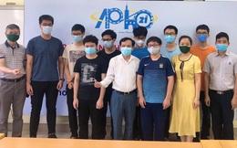 Lần đầu tiên học sinh Việt Nam đoạt giải cao nhất kỳ thi  Olympic Vật lý châu Á-Thái Bình Dương