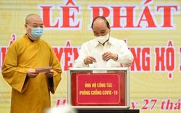 Chủ tịch nước: Tập trung mọi tâm trí và nguồn lực để đồng sức, đồng lòng đẩy lùi dịch bệnh