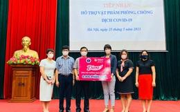 Diana Unicharm hỗ trợ sản phẩm thiết yếu cho lao động nữ vùng dịch Bắc Giang