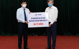 8 đơn vị ủng hộ Quỹ phòng Covid-19 Việt Nam 185 tỷ đồng