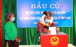 33% người trúng cử HĐND tỉnh Hà Giang là nữ