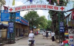 Vĩnh Phúc cách ly y tế BV Đa khoa khu vực Phúc Yên